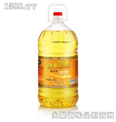 一级大豆油10L-绿色餐桌
