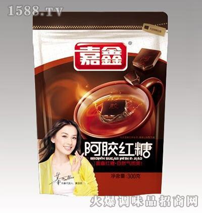 阿胶红糖300克-嘉鑫