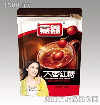 大枣红糖300克-嘉鑫