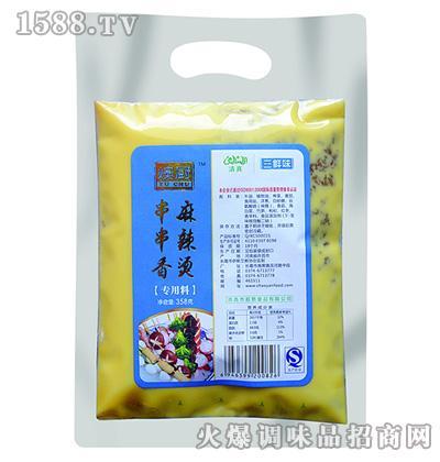 三鲜味串串香麻辣烫调料358克-燠厨