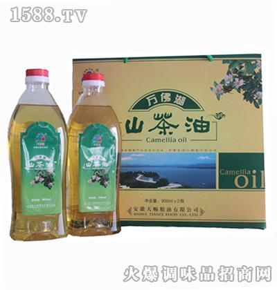 山茶油礼盒900ml-万佛湖