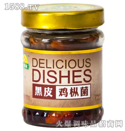 黑皮鸡枞菇175g-老乡味