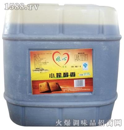 小榨醇香菜籽油27.17L-娘心