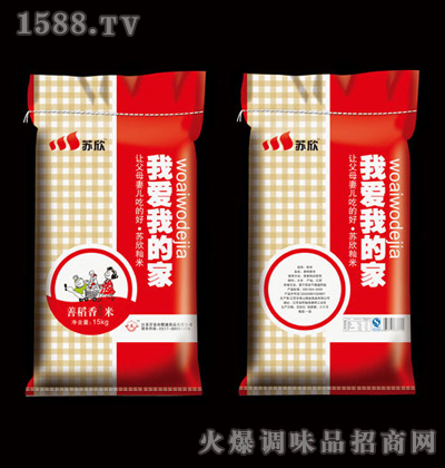 香米15kg-苏欣