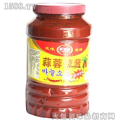 蒜蓉辣酱涮烤专用-鲜味族