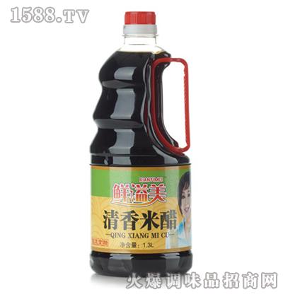 清香米醋1.3L-鲜溢美