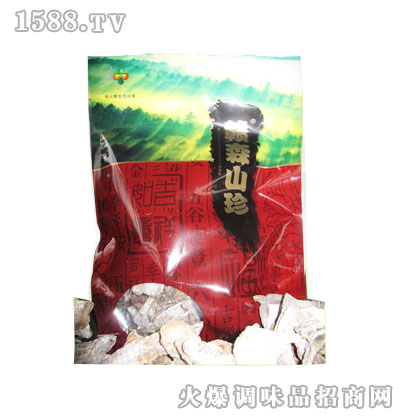 野生笋尖250g-赣森山珍