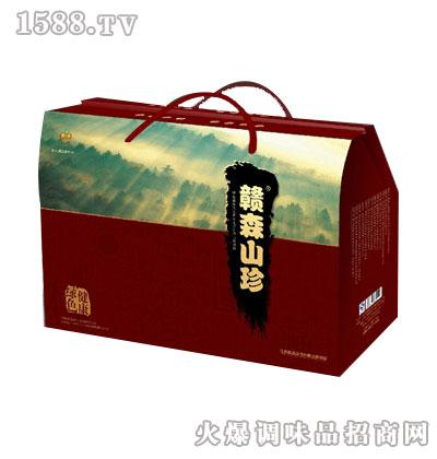 干菜礼盒250g-赣森山珍