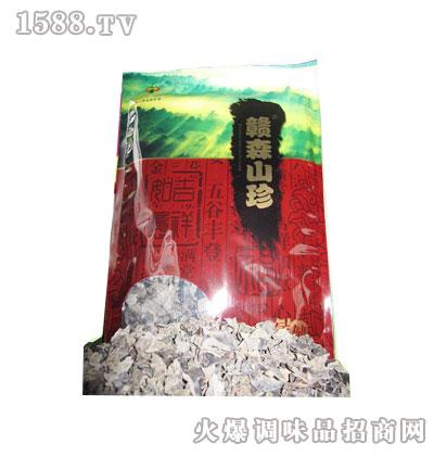 段木木耳250g-赣森山珍