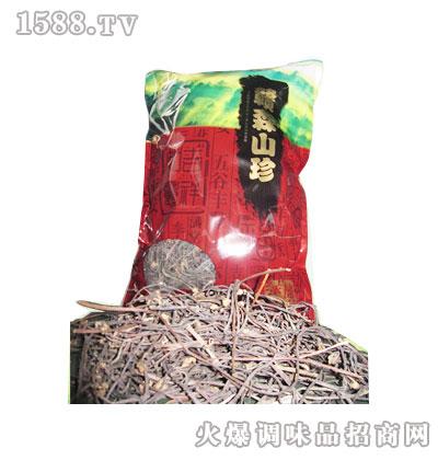 野生蕨菜250g-赣森山珍