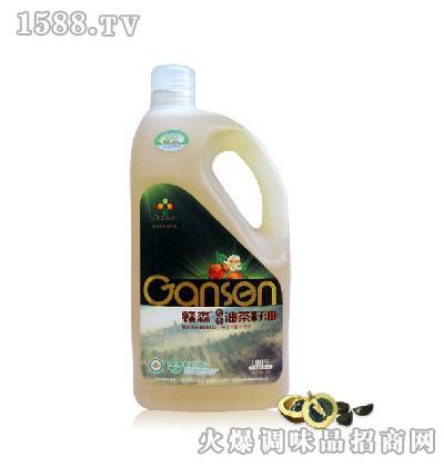 原香有机油茶籽油2L-赣森
