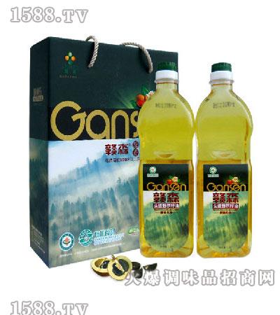 原香有机油茶籽油1.6L礼盒-赣森