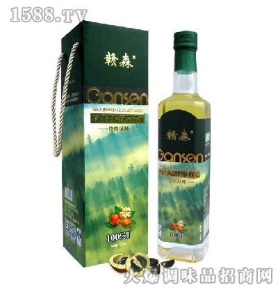 原香有机头道野茶籽油500ml-赣森