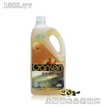 有机油茶籽仁油2L-赣森
