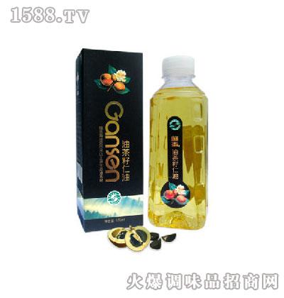 油茶籽仁油320ml-赣森