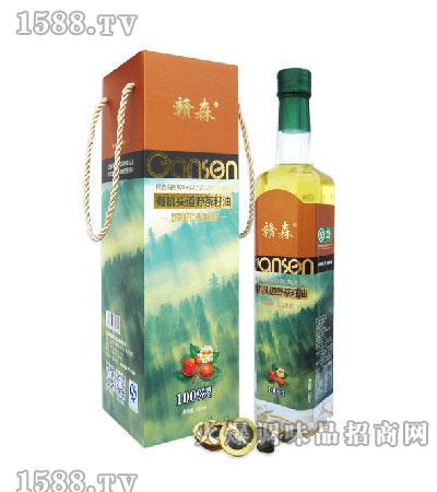 油茶籽仁油500ml-赣森