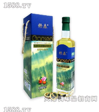 有机红花野茶油500ml-赣森