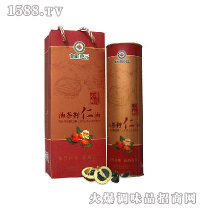 小榨有机油茶籽仁油1L-赣森