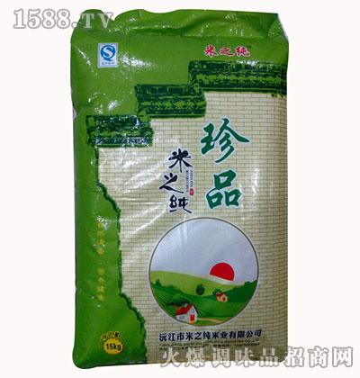 珍品大米15kg-米之纯