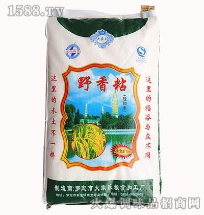 野香粘米15kg-大家乐