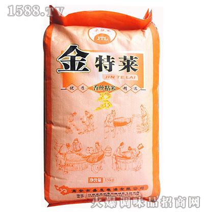 优质香丝粘米15kg-金特莱