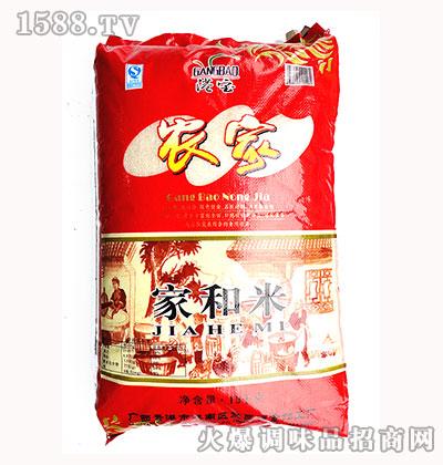 农家家和米15kg-港宝