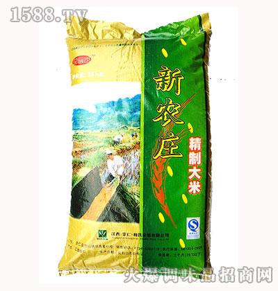 精制大米25kg-新农庄