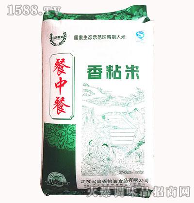 餐中餐香粘米15kg-启尧粮油