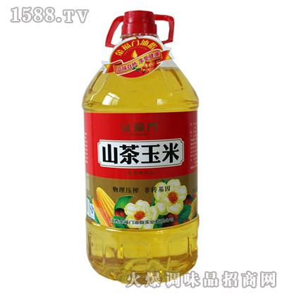 山茶玉米油-金福门