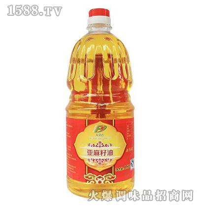 亚麻籽油1.8L-发星达
