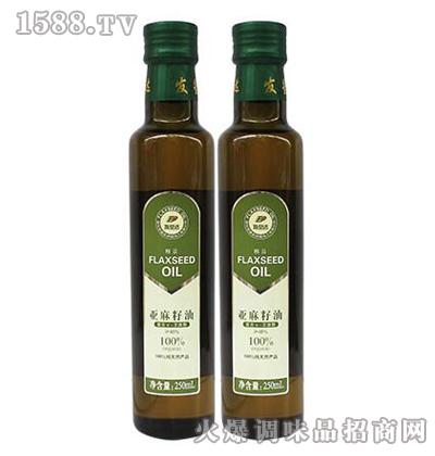 亚麻籽油250ml-发星达