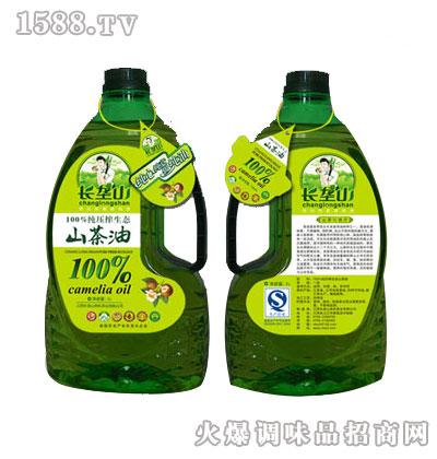 压榨生态山茶油2L-长垄山