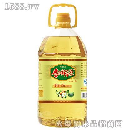 野山茶调和油5L-香锦源