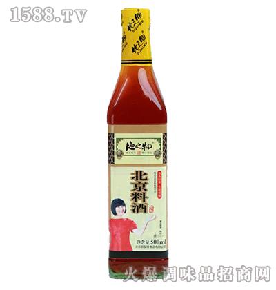 北京料酒500ml-地之物