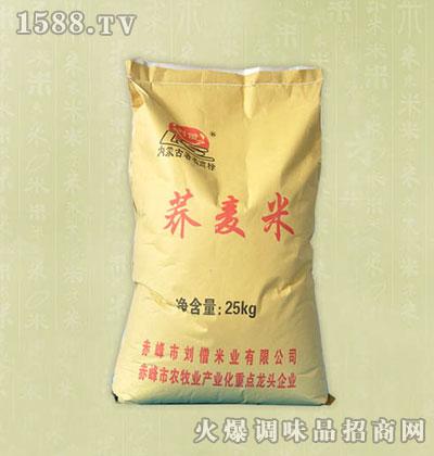 荞麦米25kg-刘僧