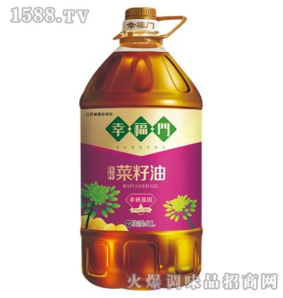 菜籽油5L-幸福门