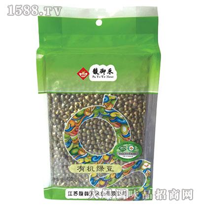 有机绿豆420g-馥御禾