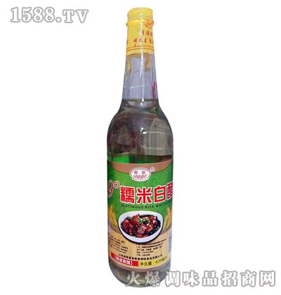 9度糯米白醋620ml-唯源