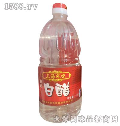 上海风味白醋1.8L-唯源