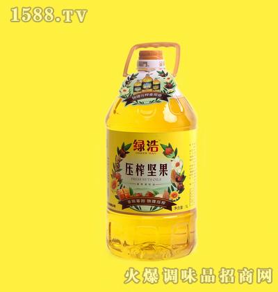 压榨坚果油5L-绿浩