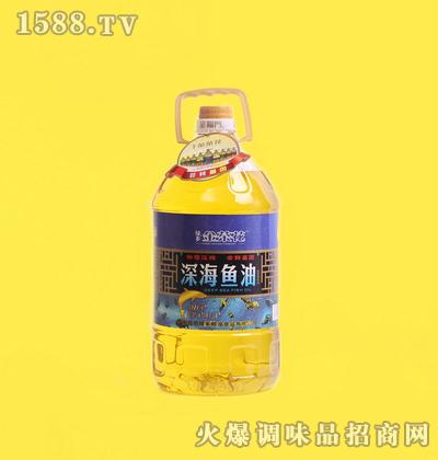 深海鱼油调和油5L-金茶花
