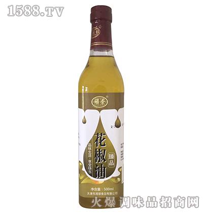 花椒油500ml-禄荣