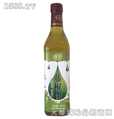 藤椒油500ml-禄荣