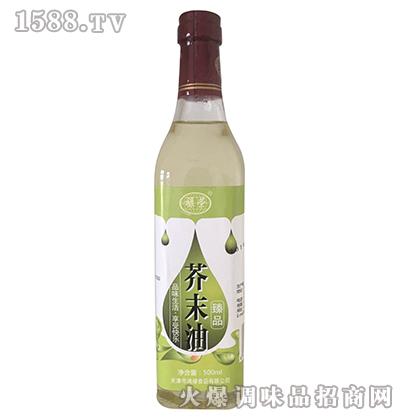 芥末油500ml-禄荣
