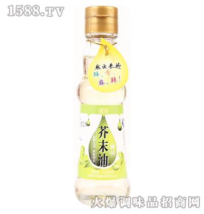 芥末油125ml-禄荣