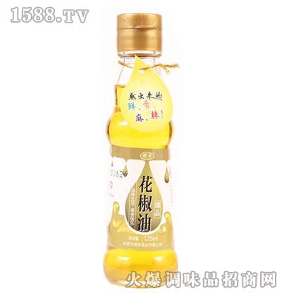 臻品花椒油125ml-禄荣