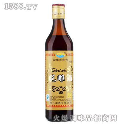 花雕酒500ml-绍江