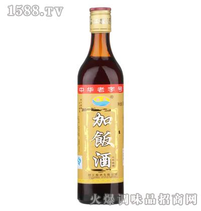 加饭酒500ml瓶装-绍江