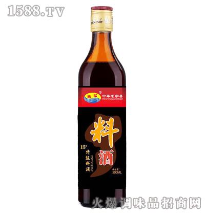 特级料酒500ml-绍江