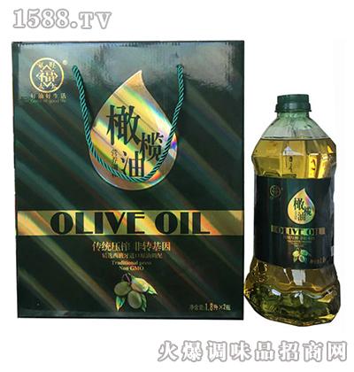 橄榄油1.8L礼品盒-家旺福太太